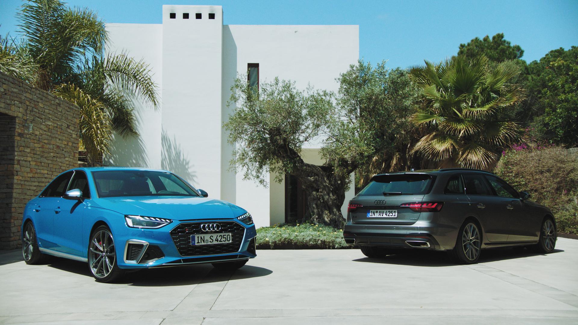 Der neue Audi A4 (Trailer)