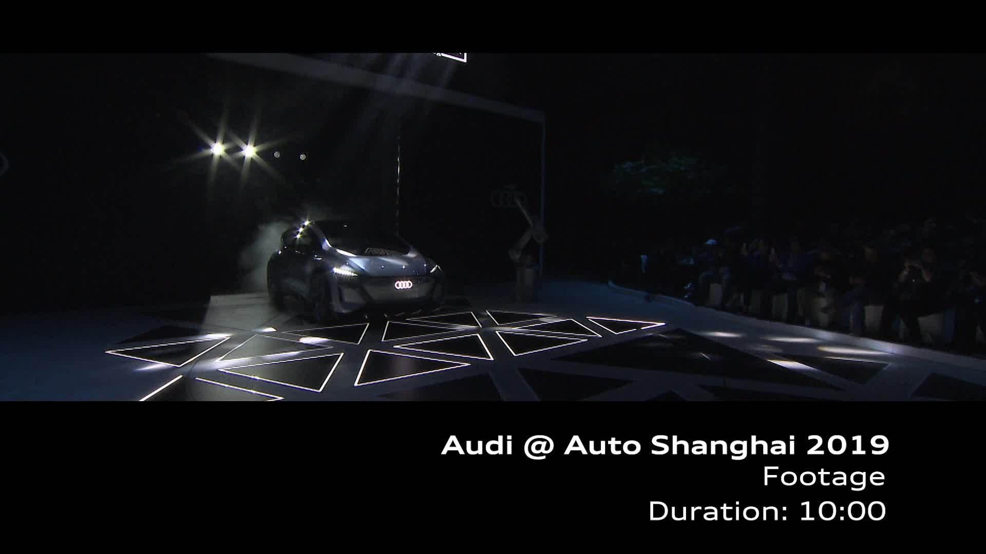 Audi @ Auto Shanghai 2019