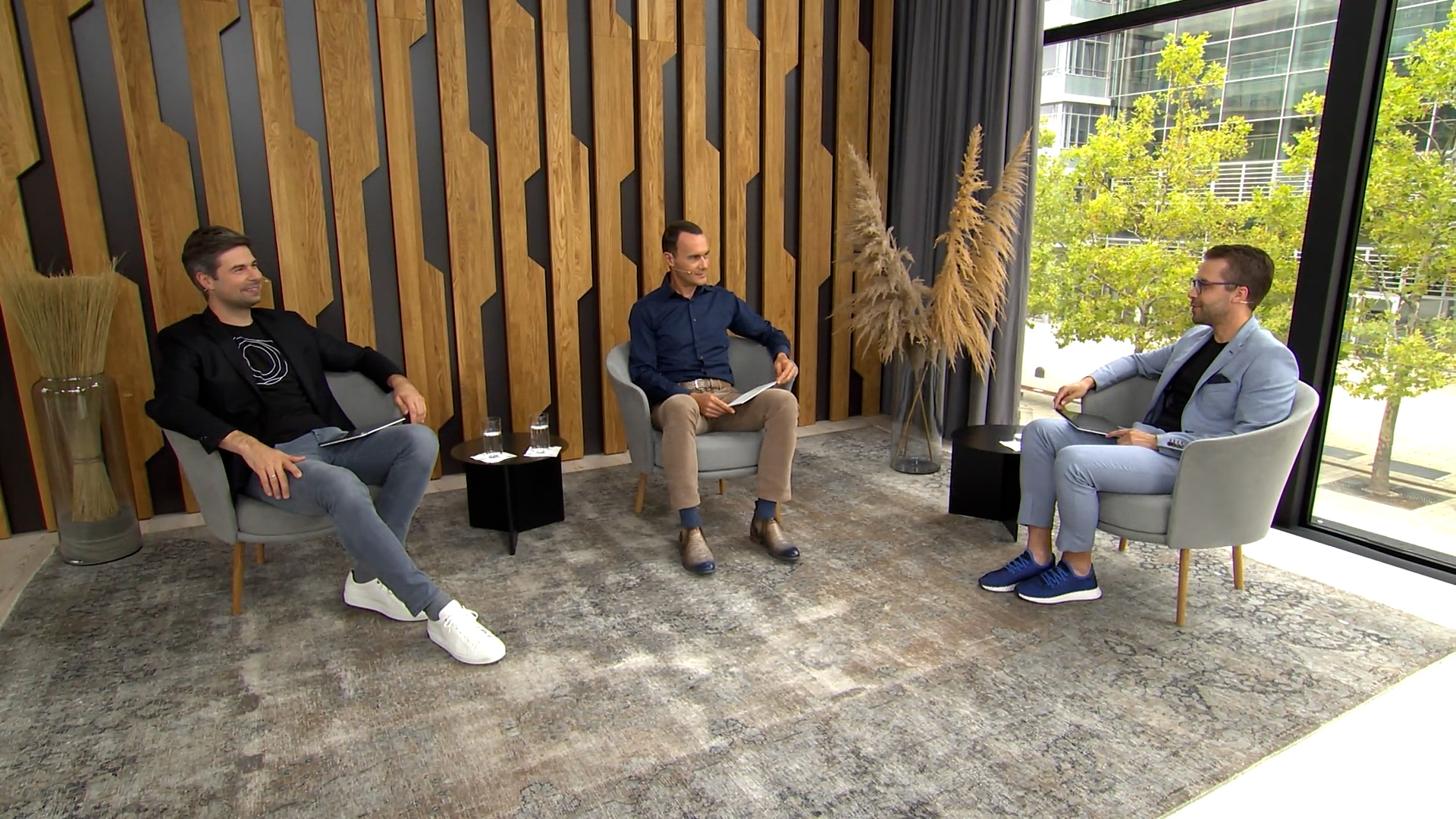 holoride - the talk at the Audi Media Days