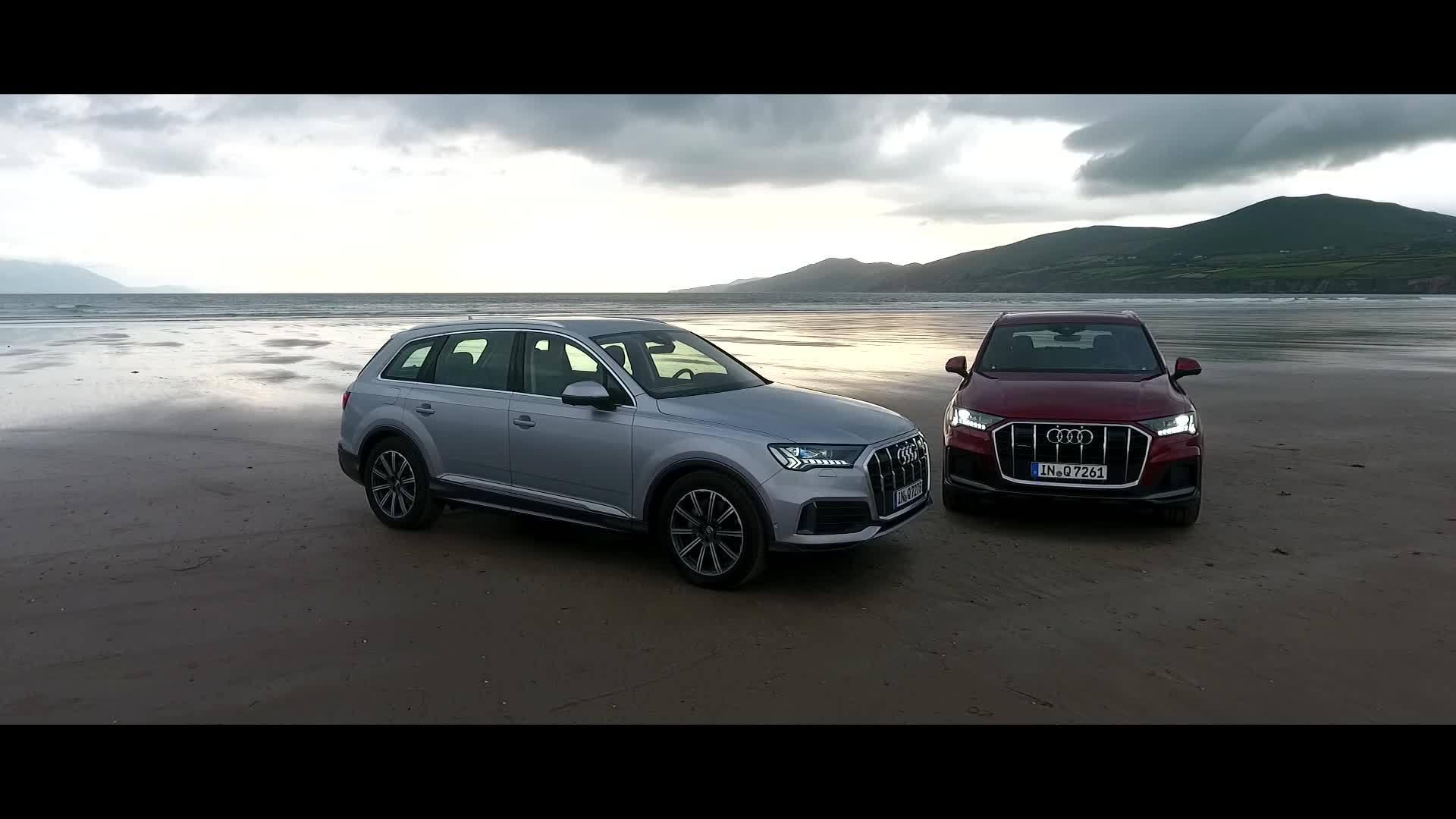 Audi Q7 on Location (Trailer)