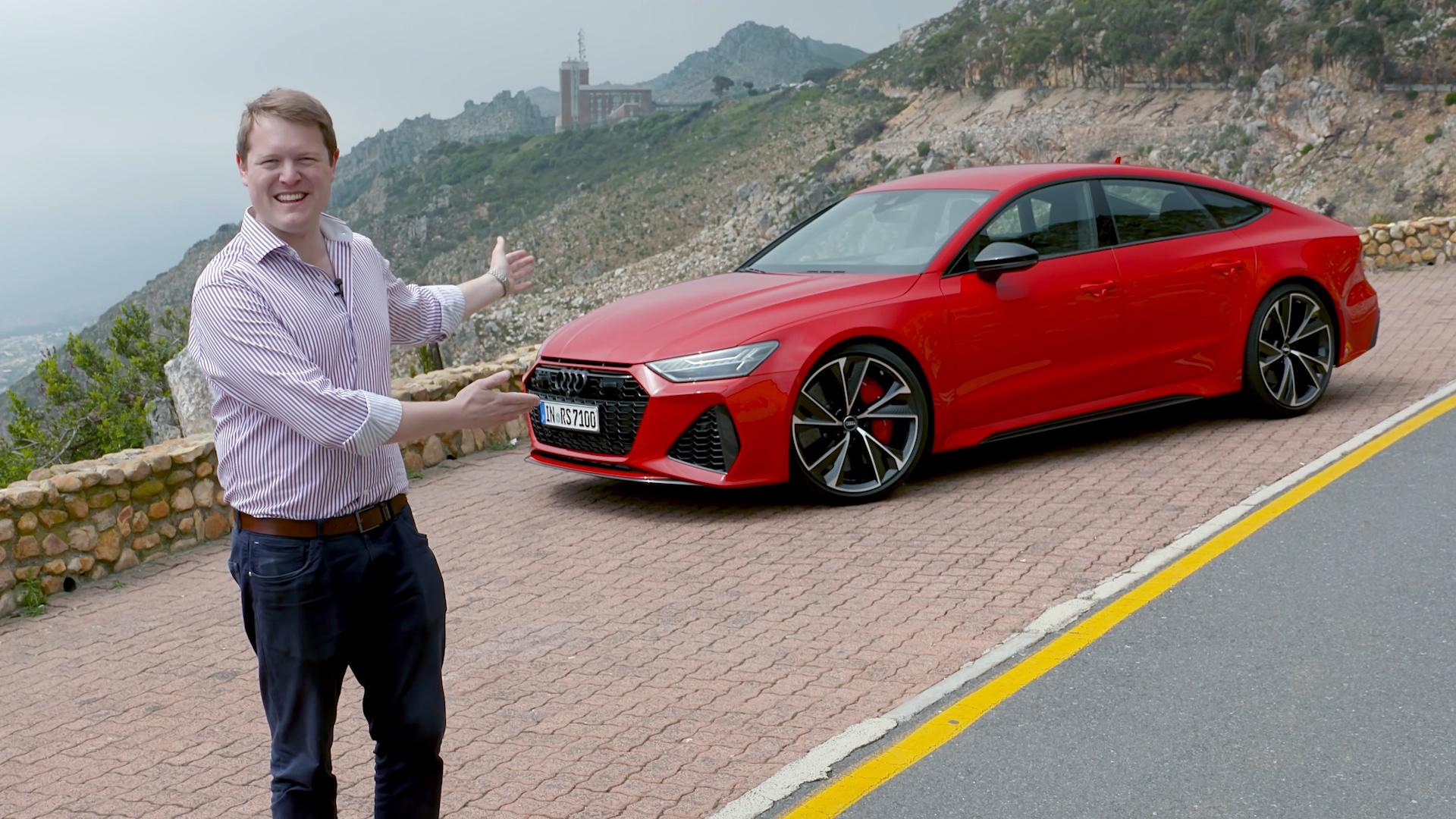 Shmee präsentiert den neuen Audi RS 7 Sportback