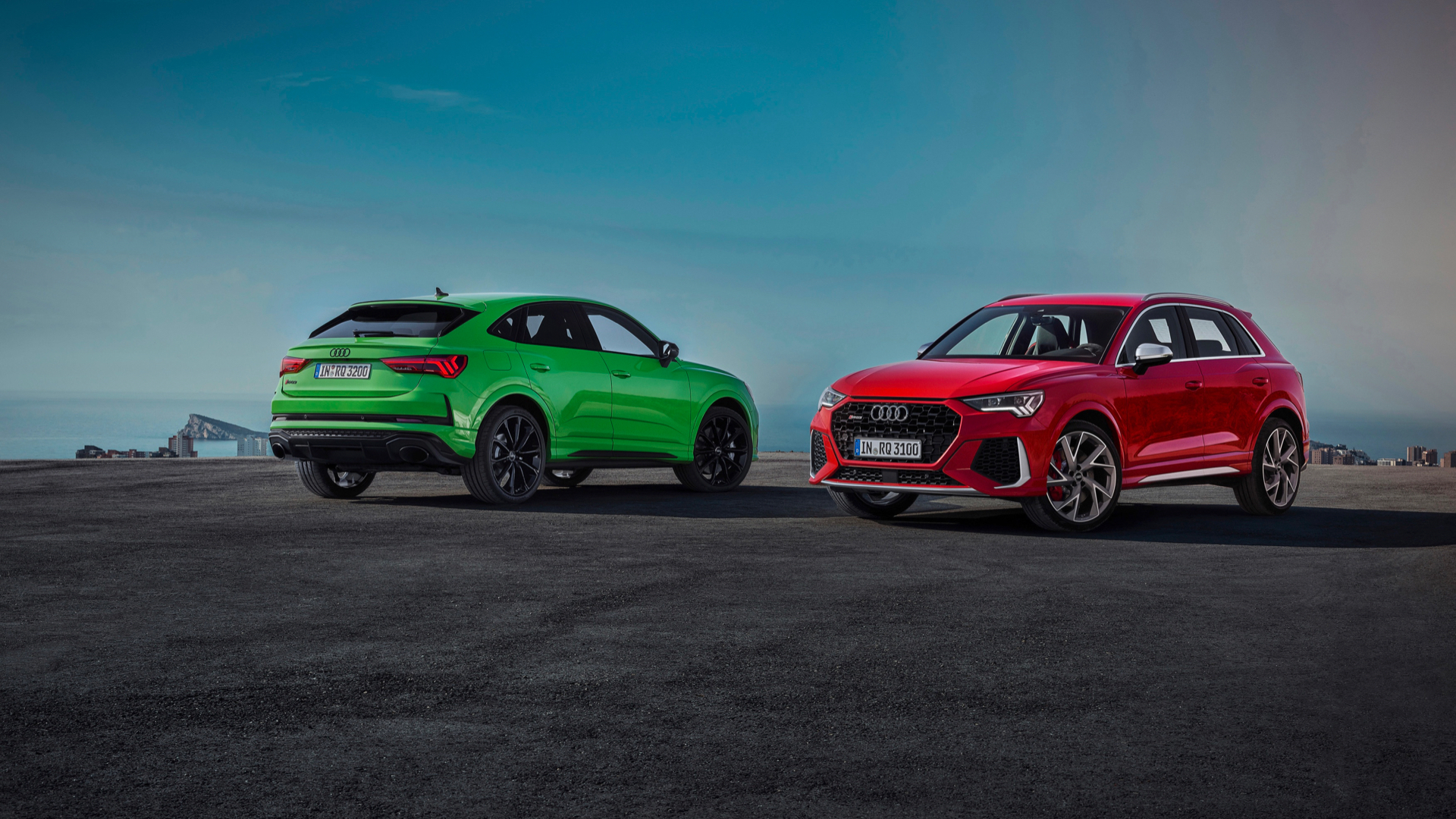Compact Power Packs Audi Rs Q3 And Audi Rs Q3 Sportback Audi Mediacenter