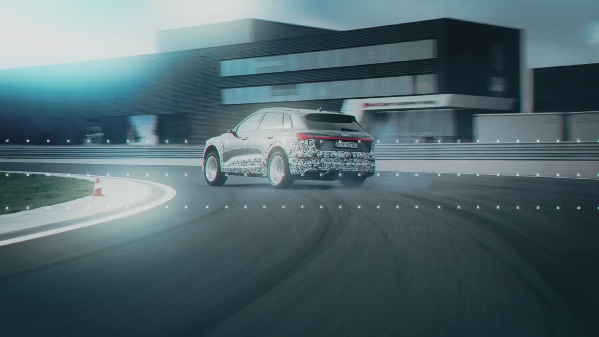 World premiere: Audi quattro – reborn