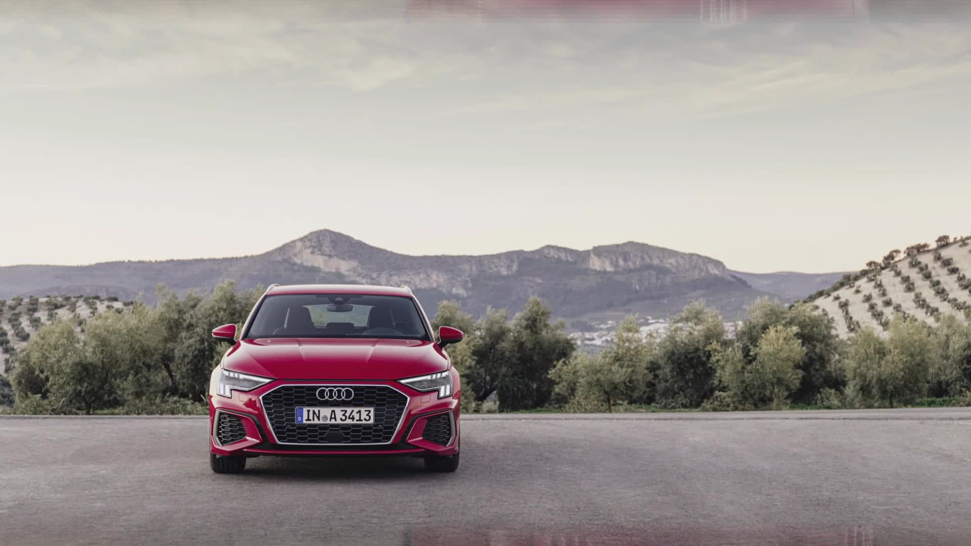 Audi A3 Sportback – die Highlights
