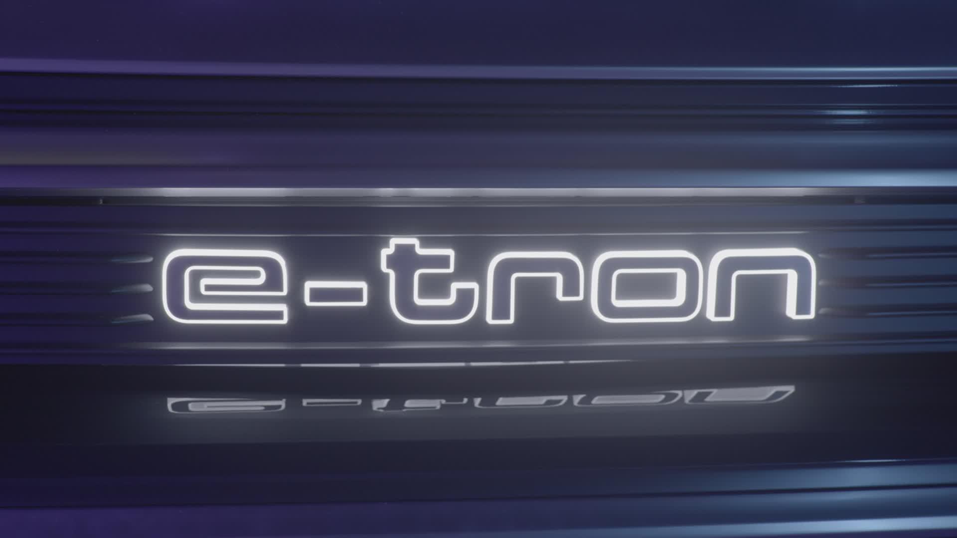 Are you e-tron enough?
