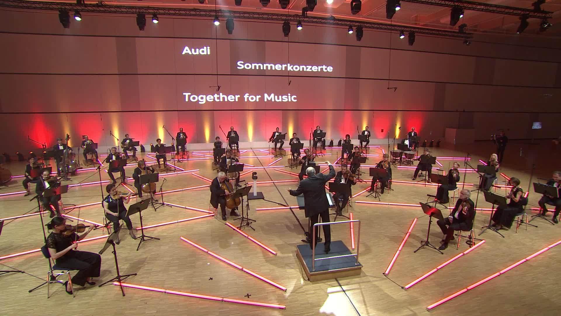 """""""Music Essentials"""" – Audi Sommerkonzerte mit dem Budapest Festival Orchestra"""