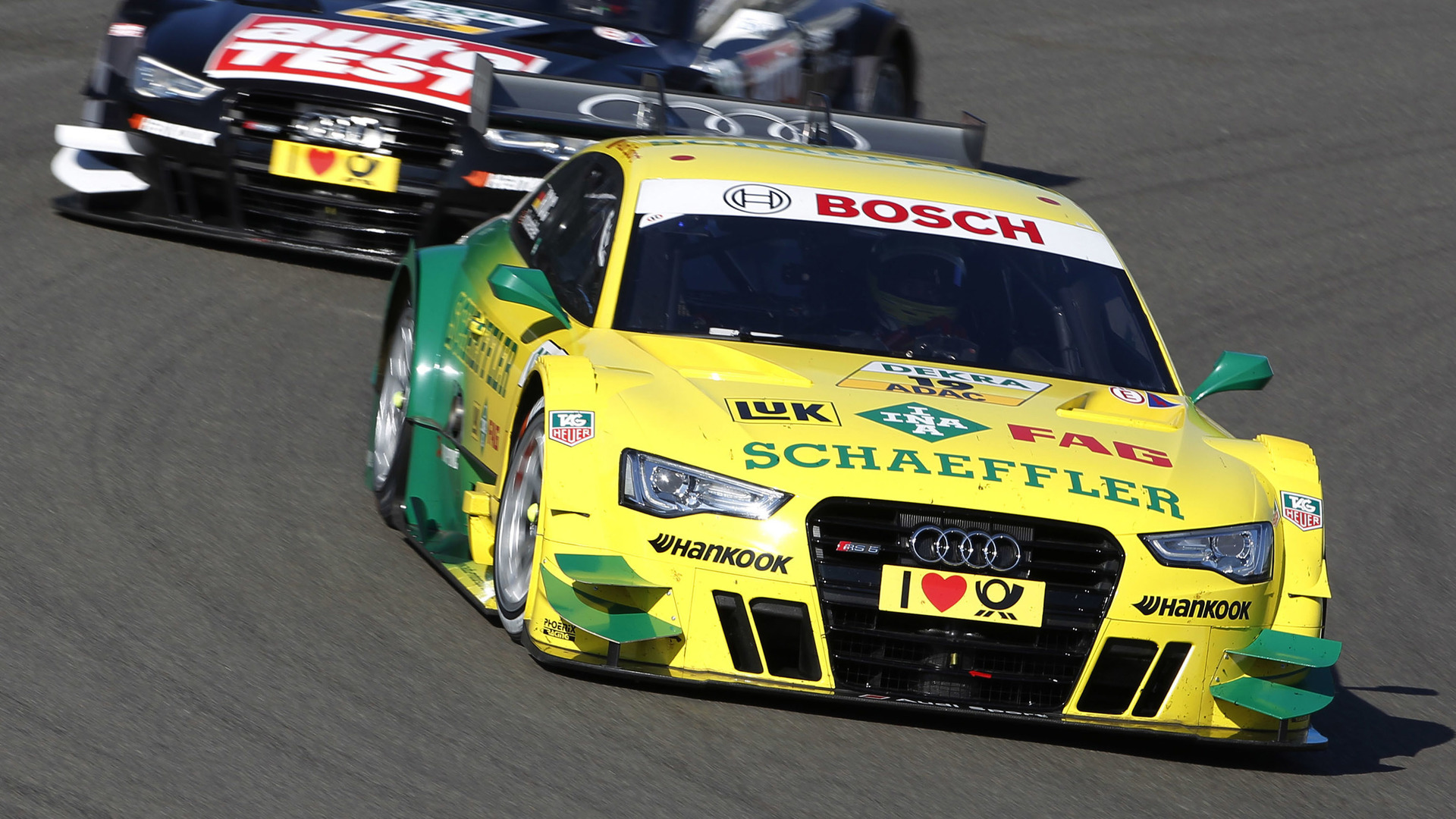 DTM Best Moments part 4 of 5: Audi RS 5 DTM with Mike Rockenfeller