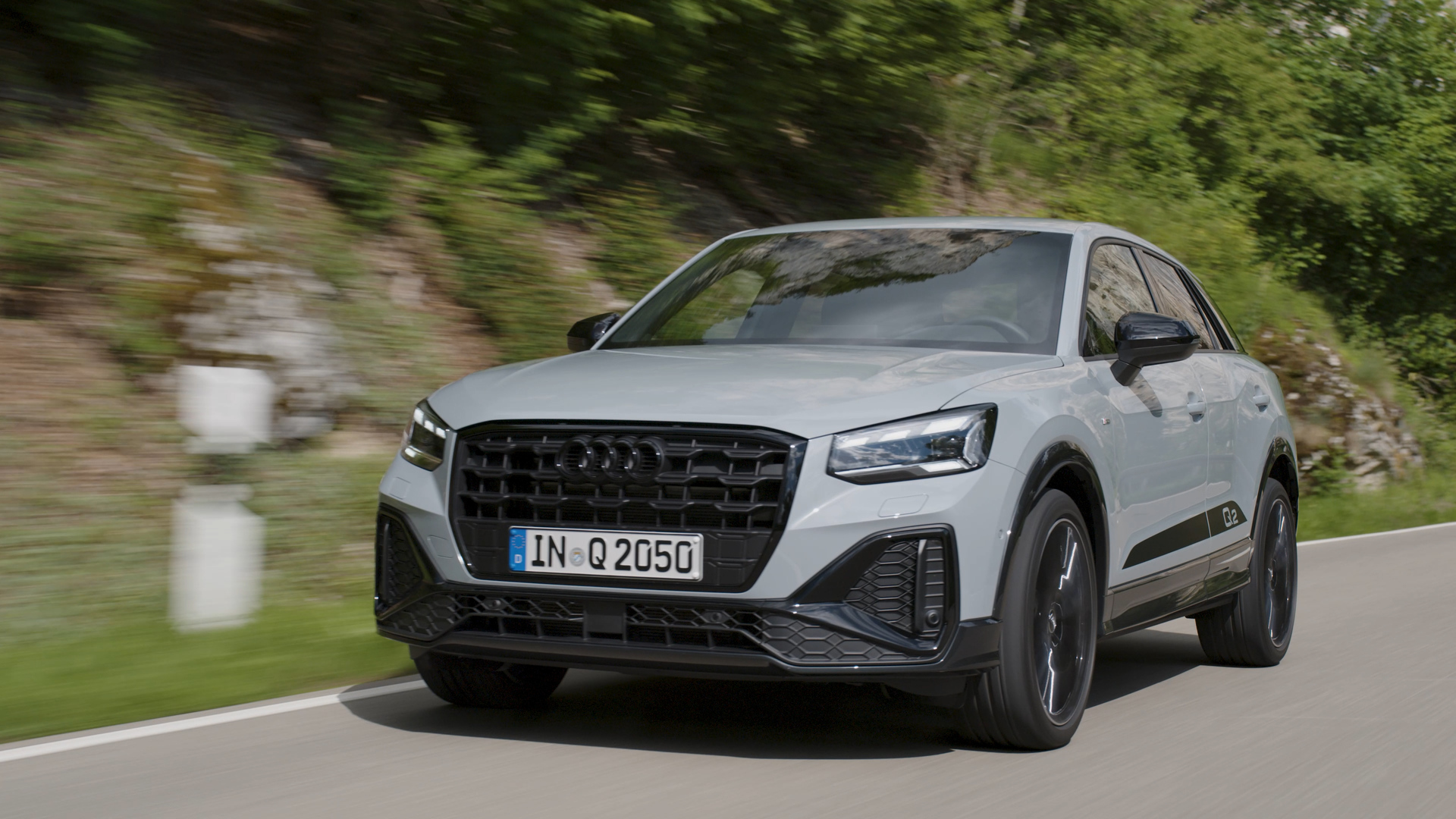 Update for the Audi Q2