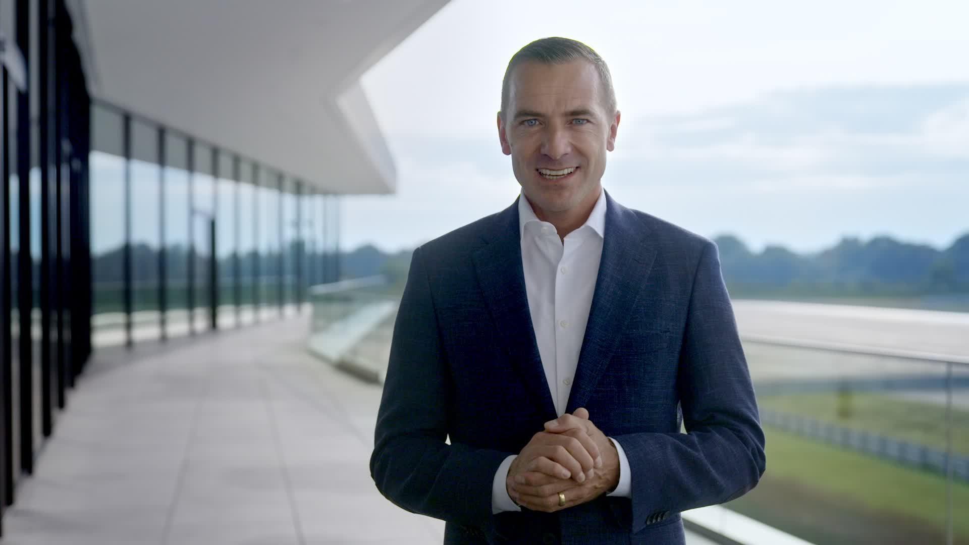 Henrik Wenders zum Audi e-tron GT
