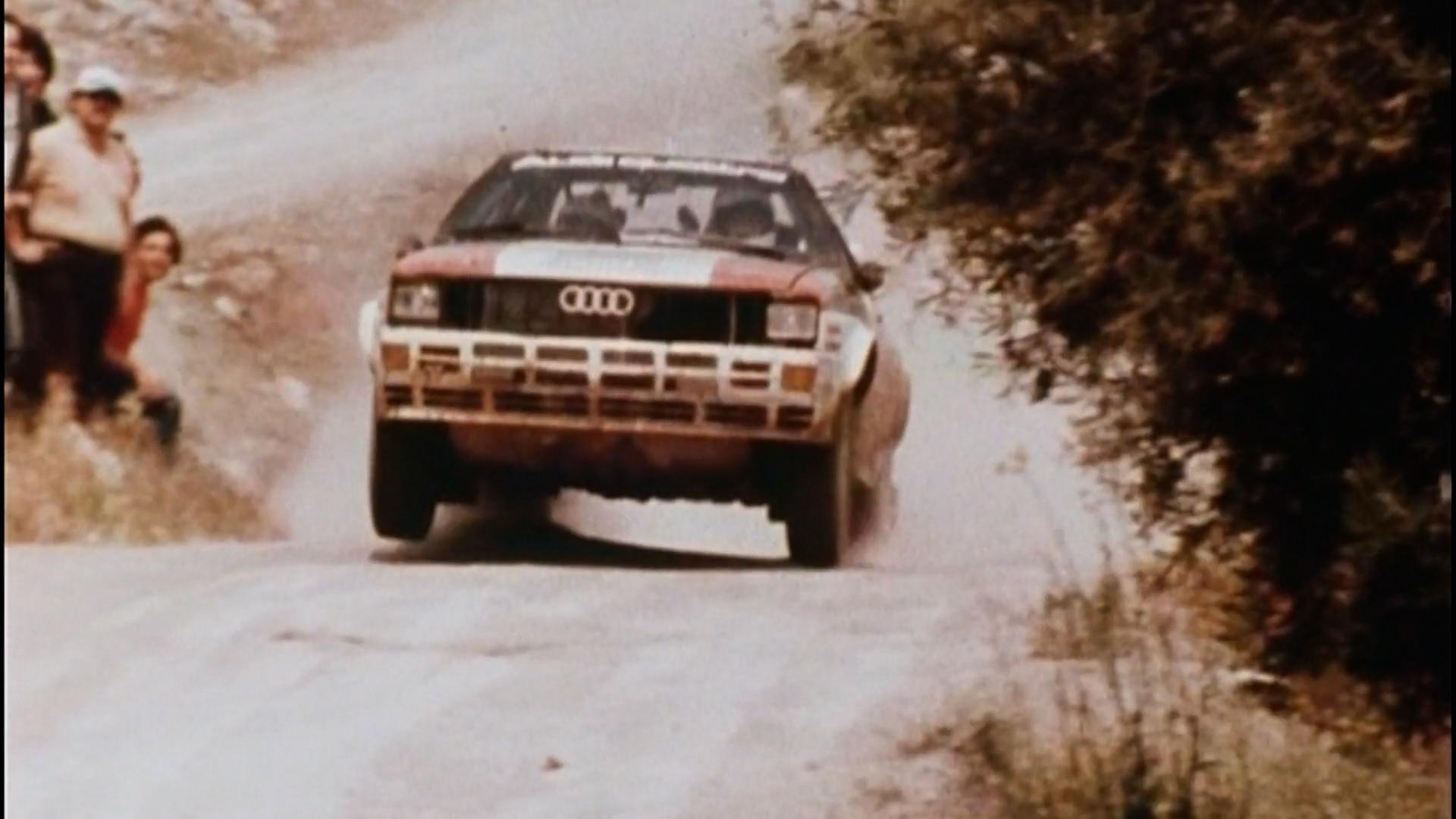 40 years of Audi quattro