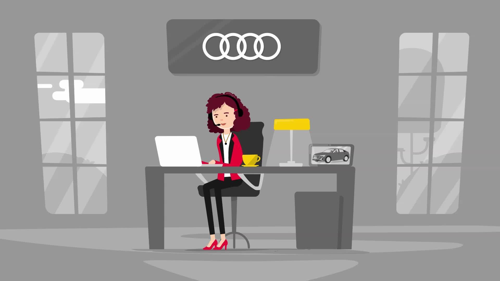 Sustainability Rating: Lieferanten verpflichten sich zur Nachhaltigkeit und dem Audi Code of Conduct.