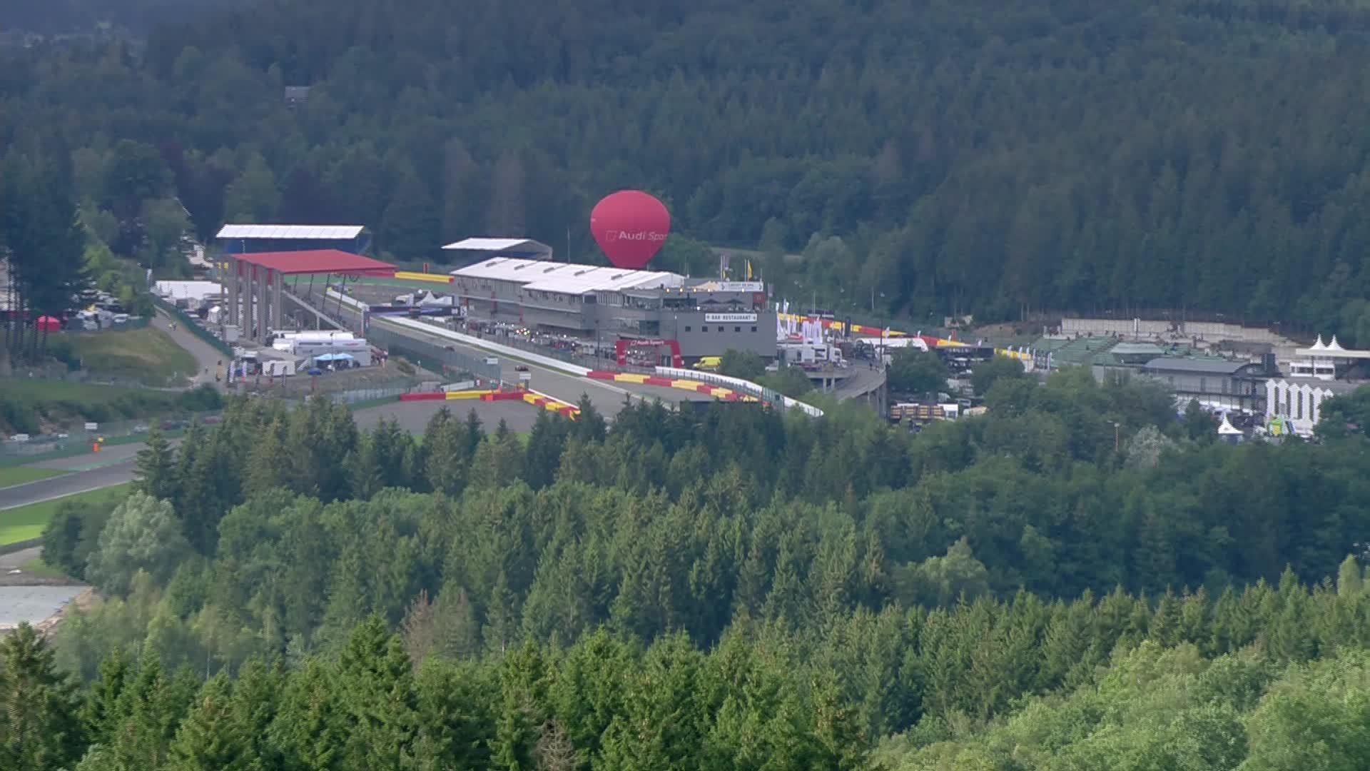 24h Spa 2021 – Zwischenstand nach 4 Rennstunden